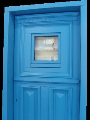 drzwi wejściowe drewniane Vidawo 3
