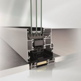 Okna aluminiowe AWS Schüco