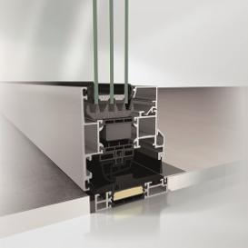 schuco aluminium ads construction. Black Bedroom Furniture Sets. Home Design Ideas